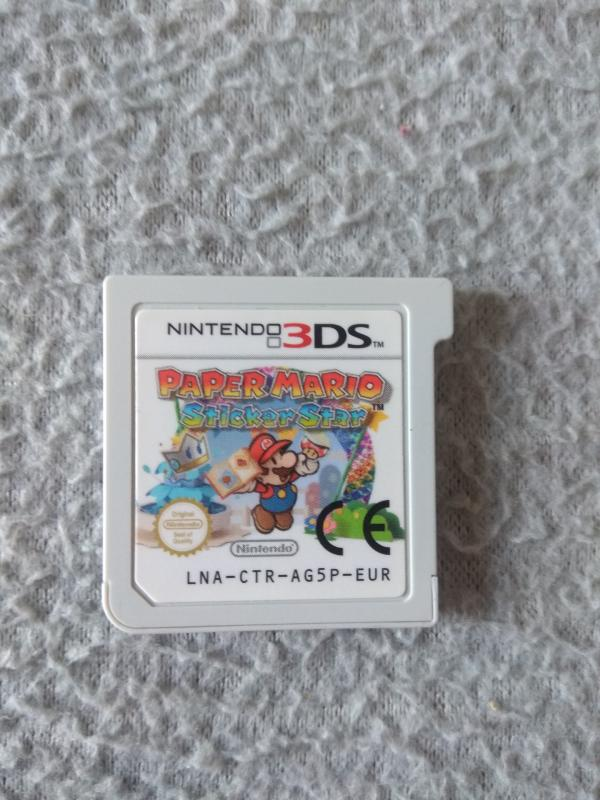 Image article Nintendo - 3DS - Paper Mario : Sticker Star