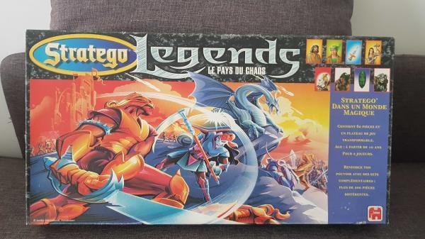 Image article Stratego Legends (1999)