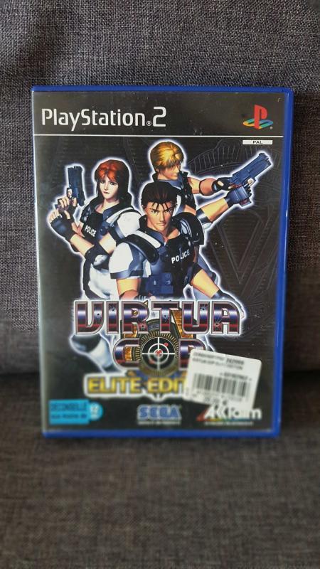 Image article Virtua cop Elite Edition