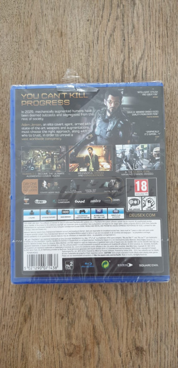 Image article Deus Ex day one edition