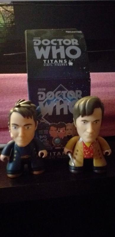 Image article Figurine Doctor Who