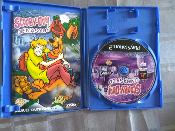 Image article Sony - Playstation 2 - Scooby-Doo : Démasqué