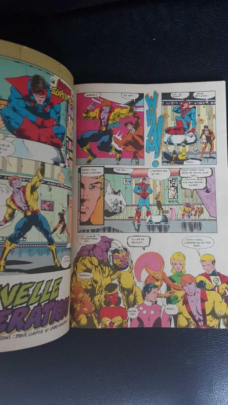 Image article Les Vengeurs DC N°7