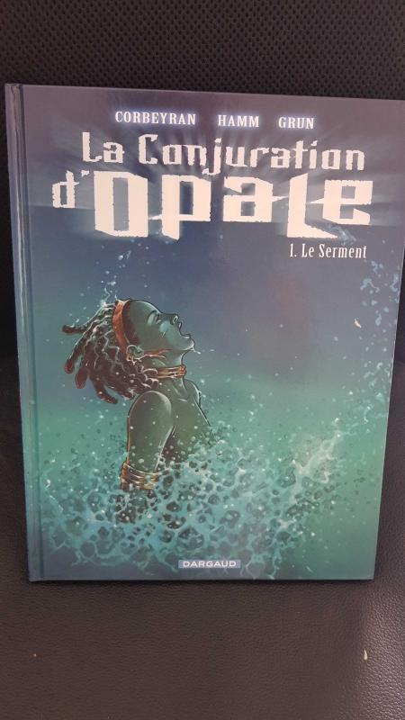 Image article La conjuration d'opale