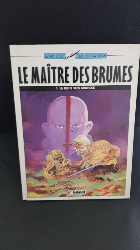 Image article Le Maître des Brumes