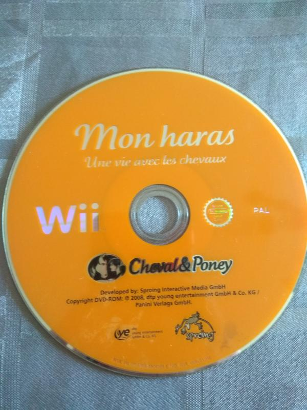 Image article Nintendo - Wii - Mon haras - Une vie avec les chevaux