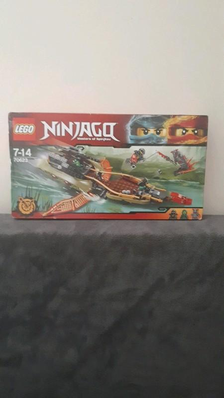 Image article lego ninjago 70623 COMPLET