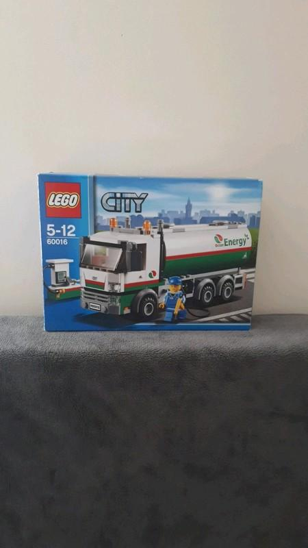 Image article Lego city 60016 COMPLET