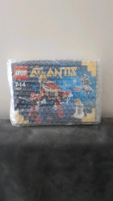 Image article lego atlantis 7977 NEUF