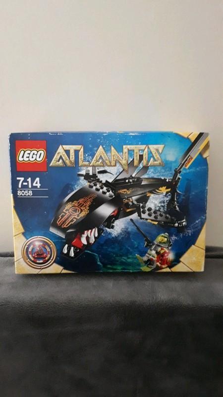 Image article lego atlantis 8058NEUF