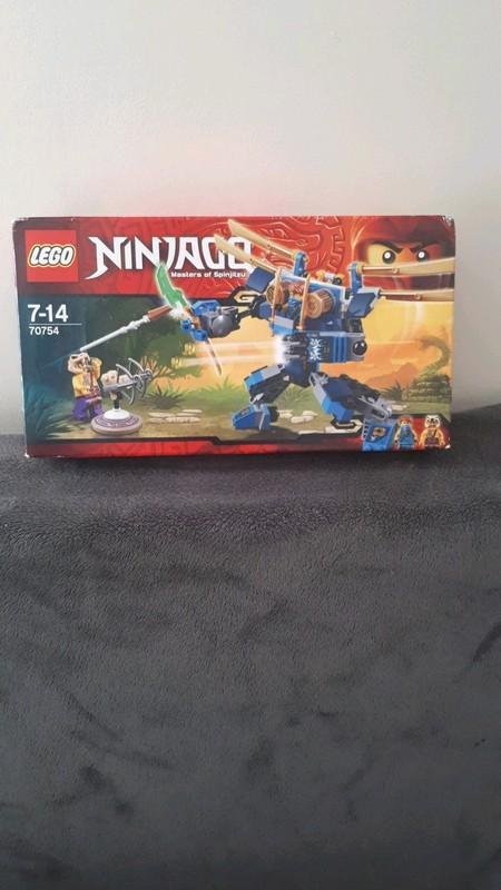 Image article lego ninjago 70754 COMPLET