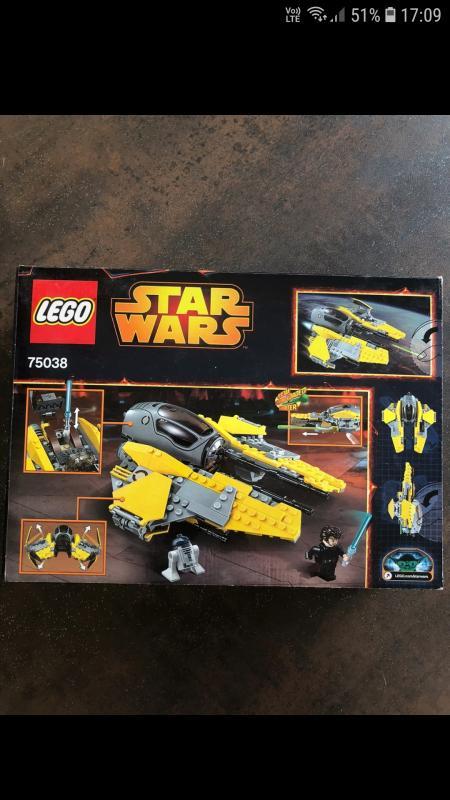 Image article lego 75038 star wars NEUF