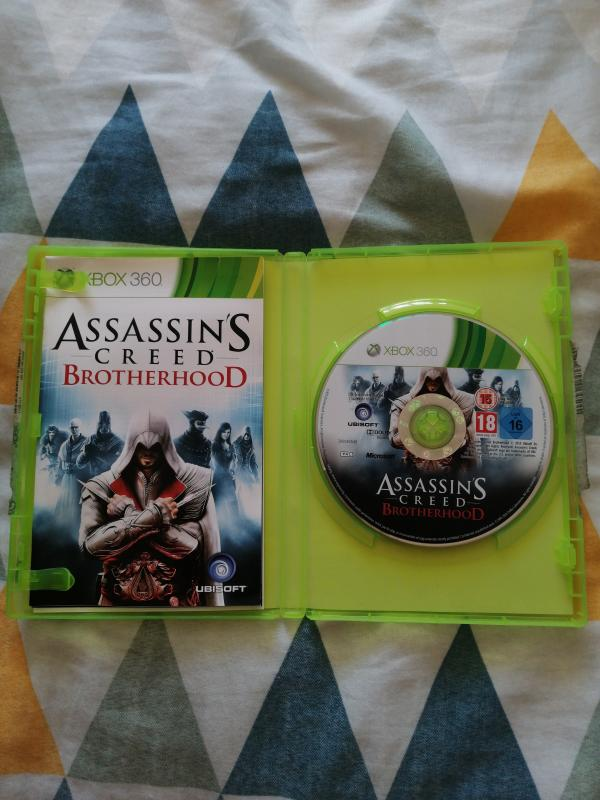 Image article Assassin's Creed Brotherhood xbox 360