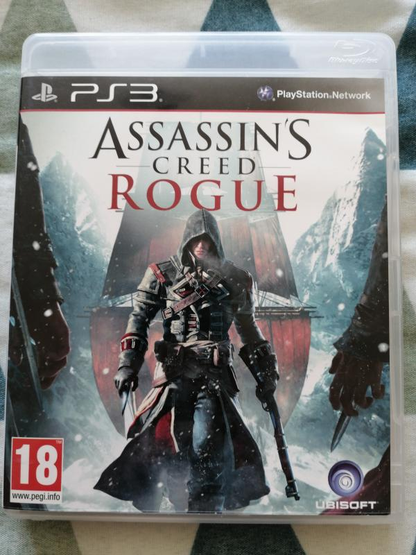 Image article Assassin's Creed Rogue Ps3