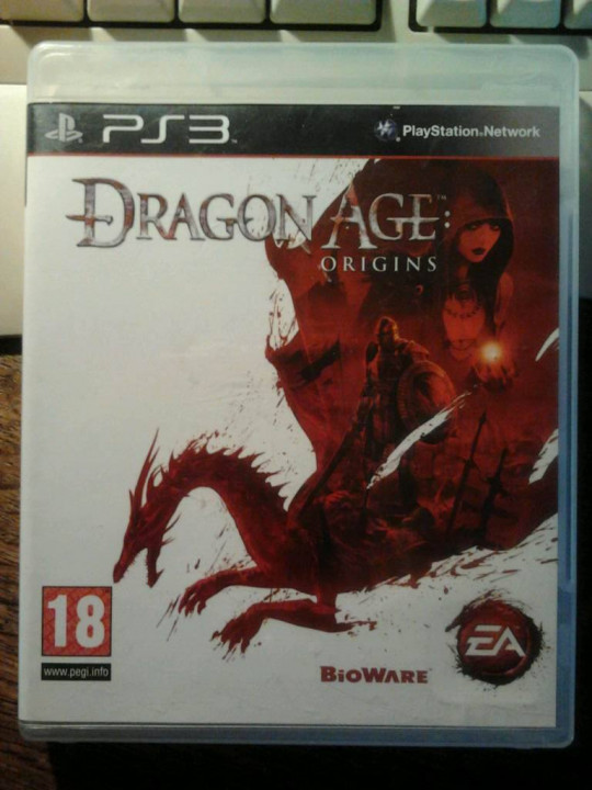 Image article Dragon age : origins