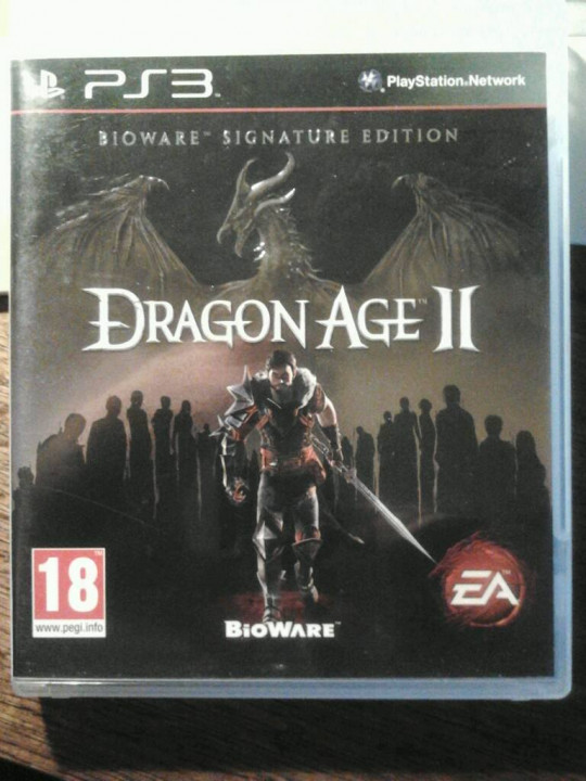 Image article Dragon age II