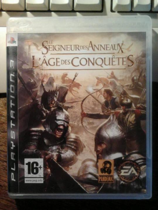 Image article Le seigneur des anneaux : l'âge des conquêtes