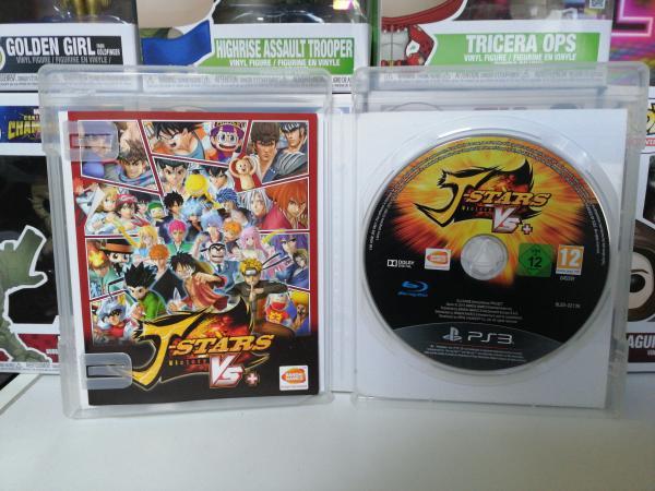 Image article J-Stars Victory VS+ PS3