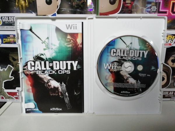 Image article Call of duty Black Ops Wii