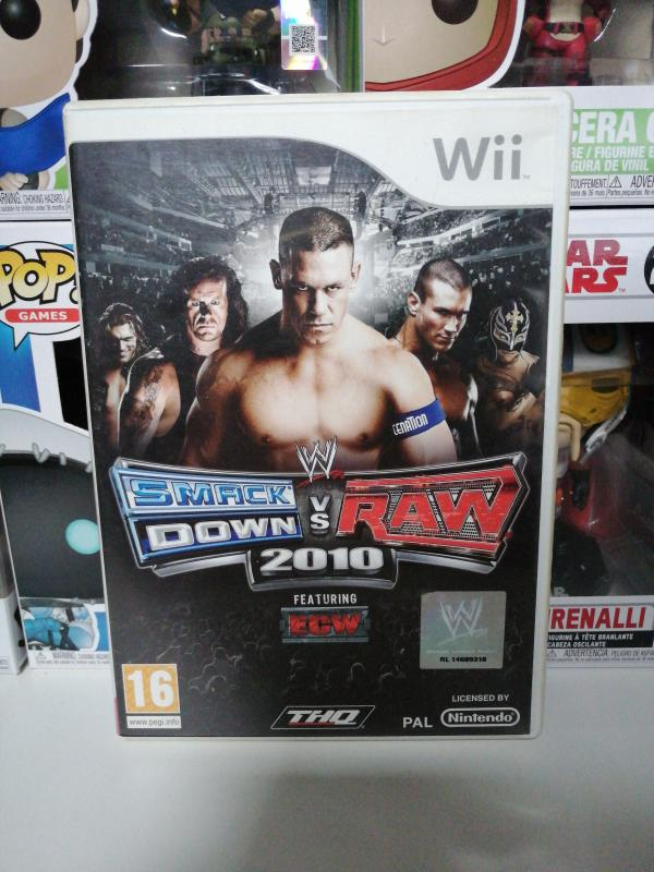 Image article Smackdown vs Raw 2010 Wii