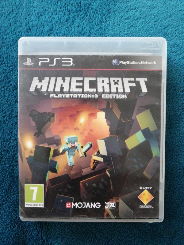 Image article Minecraft Ps3