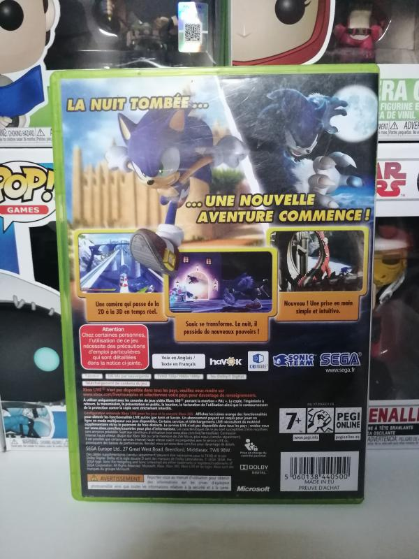 Image article Sonic Unleashed Xbox 360