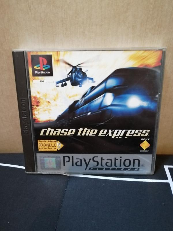 Image article Chase the express ps1