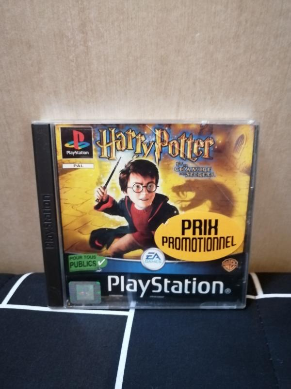 Image article Harry Potter et la chambre des secrets ps1