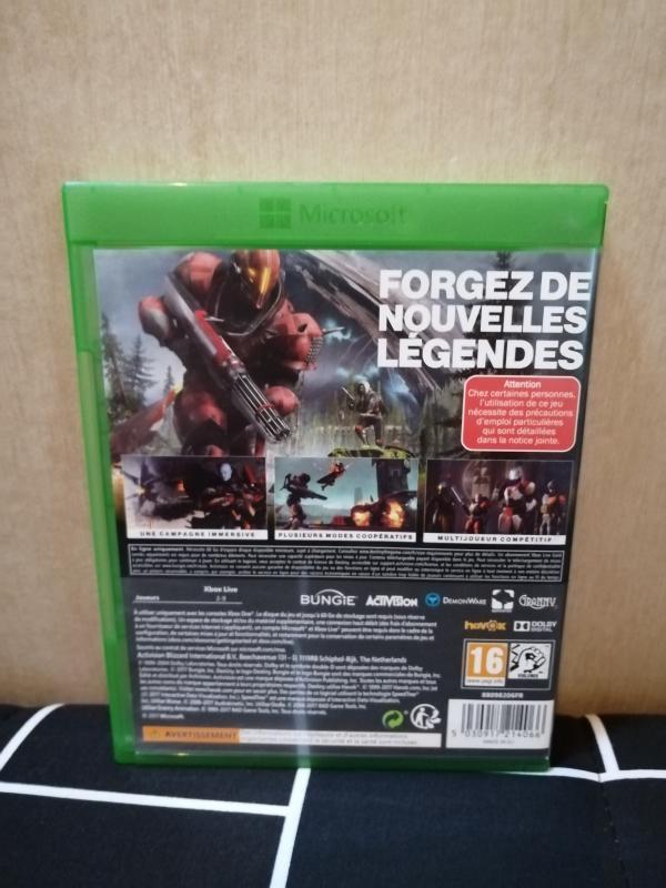 Image article Destiny 2 Xbox One