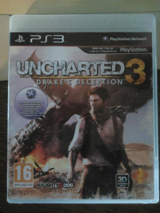 Image article uncharted 3: l'illusion de drake