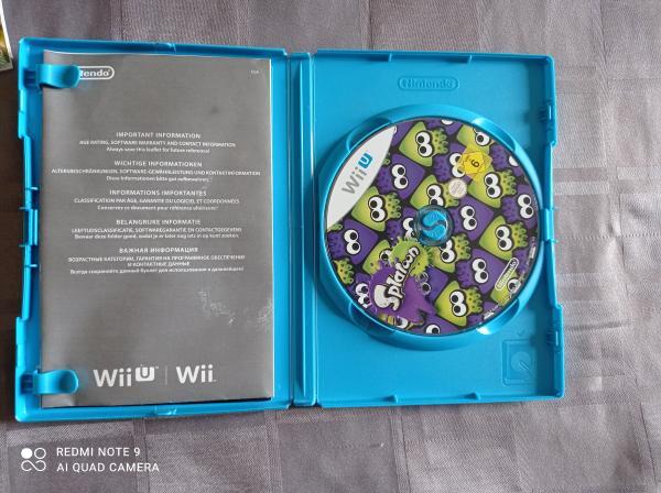 Image article Nintendo - Wii U - Splatoon