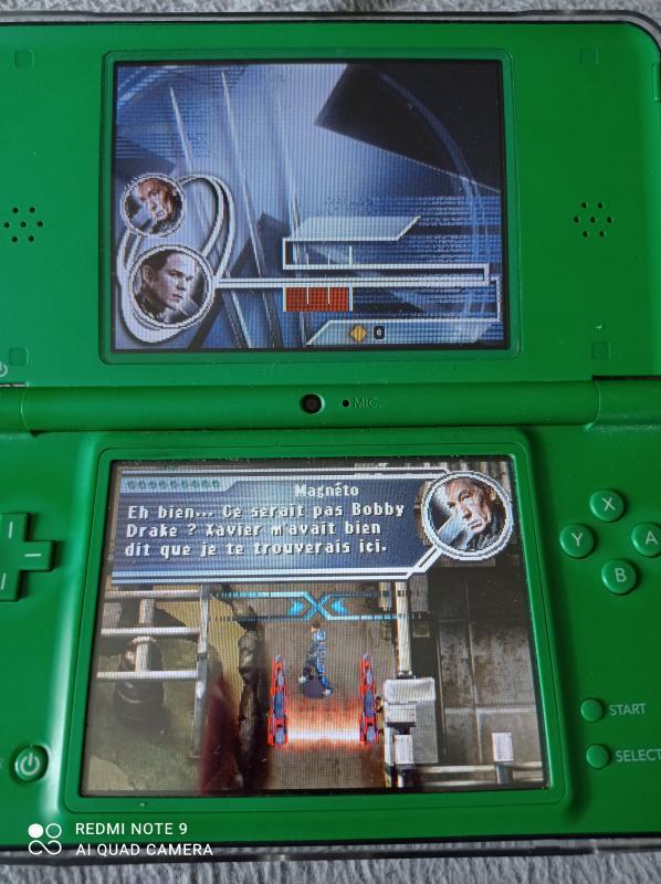 Image article Nintendo - DS - X-men