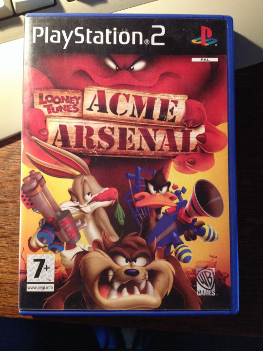 Image article looney tunes acme arsenal
