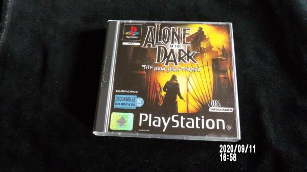 Image article Jeu PS1 Alone in the Dark 'The new nightmare'