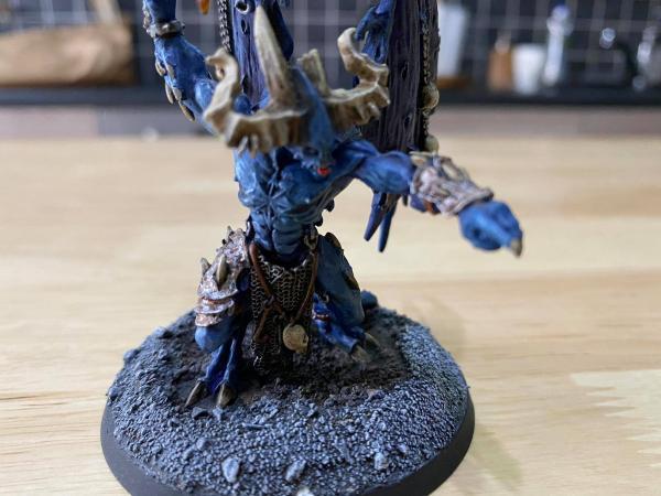 Image article Be'lakor, Daemon Prince Warhammer