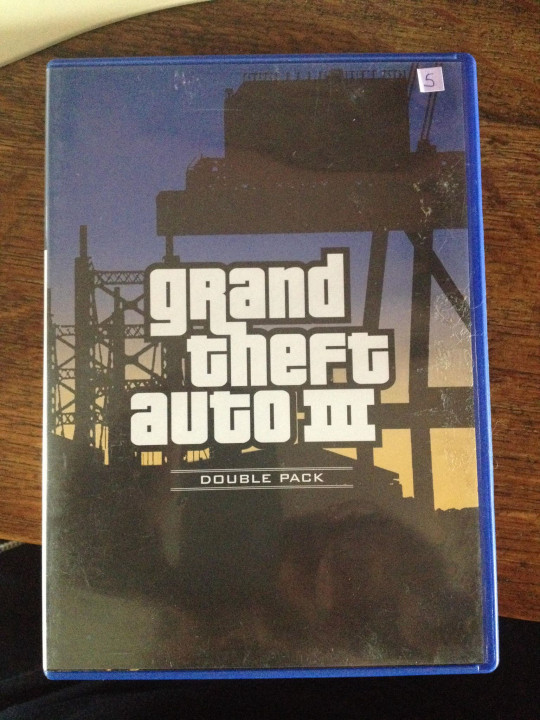 Image article Grand Theft auto GTA III