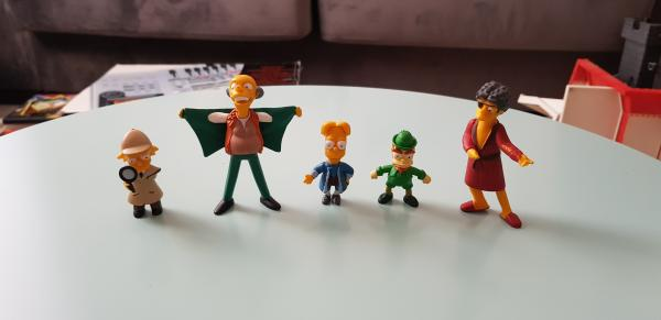 Image article Personnages simpson