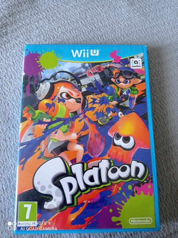 Image article Nintendo - WII U - Splatoon
