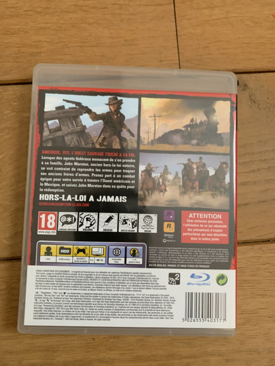 Image article Red dead redemption