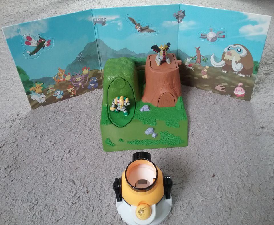 Image article Pokemon Base Multi-Actions