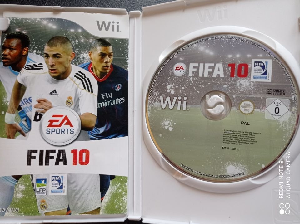 Image article Nintendo - Wii - Fifa 10
