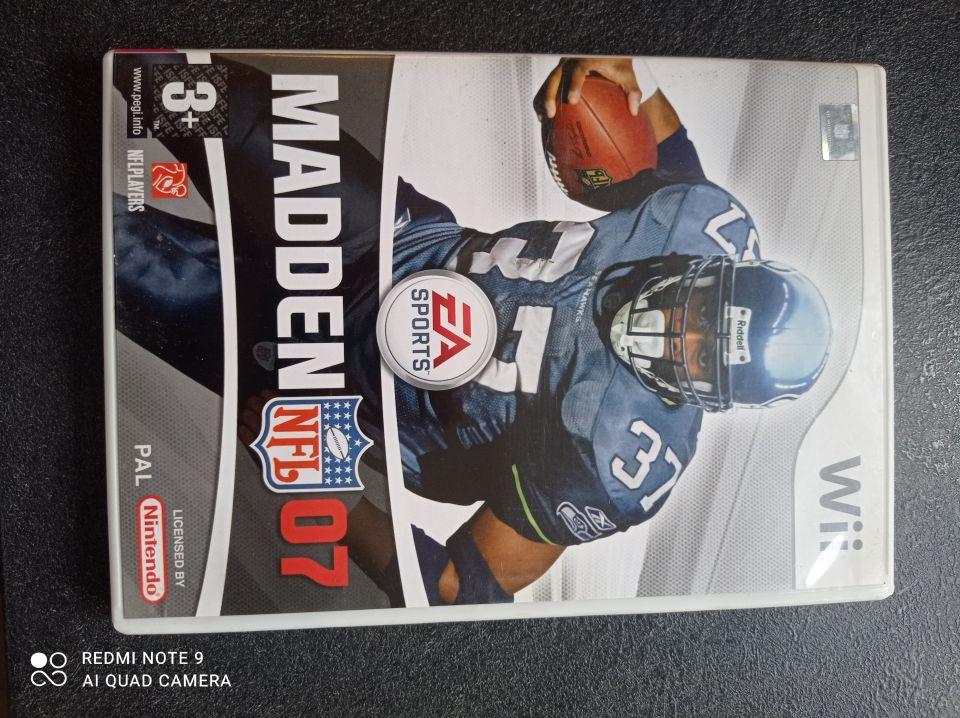Image article Nintendo - Wii - Madden NFL 07