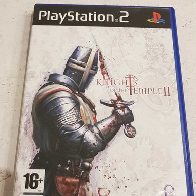 Image article Knights Temple 2 PlayStation2