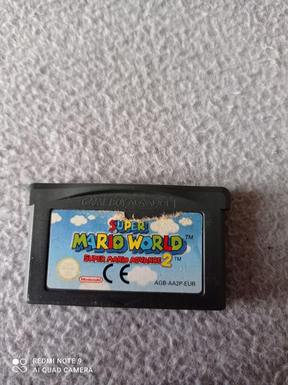Image article Nintendo - Game boy advance -  Super Mario Advance 2