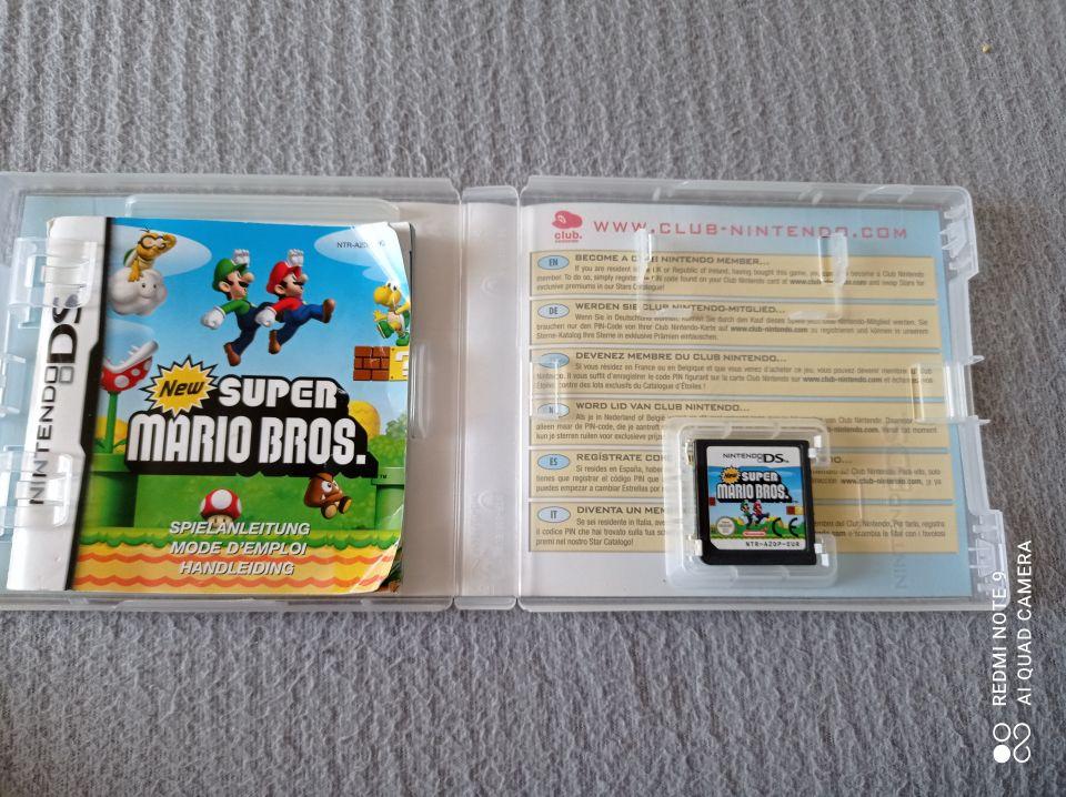 Image article Nintendo - DS - New super Mario Bros.