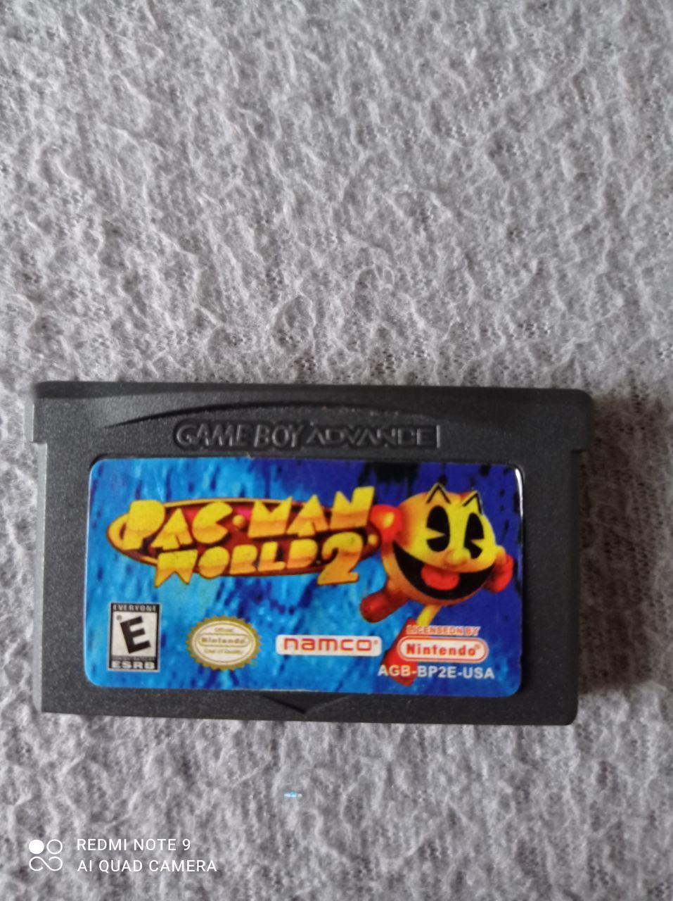 Image article Nintendo - Game Boy Advance - Pac-Man world 2