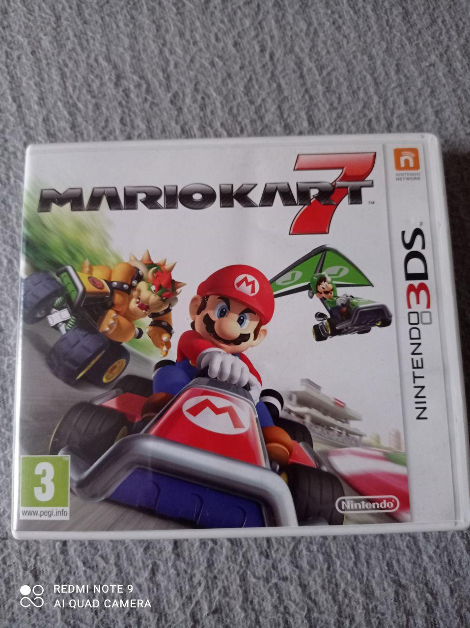 Image article Nintendo - 3DS - Mario kart 7