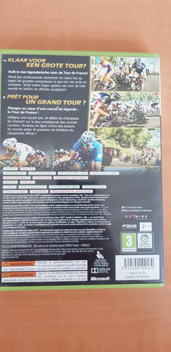 Image article Tour de France 2012 xbox 360