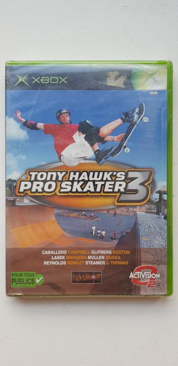 Image article Tony hawk's pro skater 3 - xbox