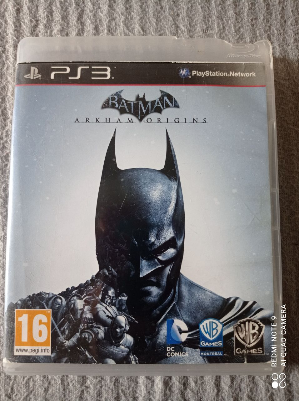 Image article Sony - Playstation 3 - Batman Arkham origins
